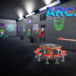 ARCADE! COME AND PLAY!